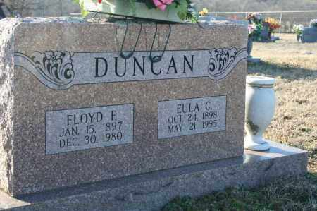 DUNCAN, EULA C. - Madison County, Arkansas | EULA C. DUNCAN - Arkansas Gravestone Photos