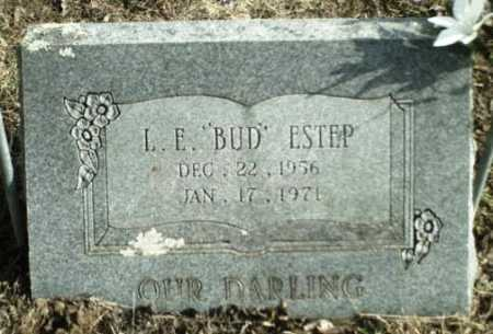 "ESTEP, L. E. ""BUD"" - Madison County, Arkansas 