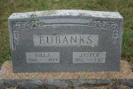 EUBANKS, RILLA - Madison County, Arkansas | RILLA EUBANKS - Arkansas Gravestone Photos