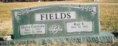 FIELDS, SHELIA CATHLEEN - Madison County, Arkansas | SHELIA CATHLEEN FIELDS - Arkansas Gravestone Photos