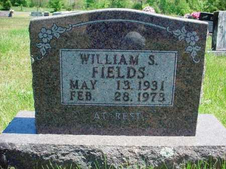 FIELDS, WILLIAM SIDNEY - Madison County, Arkansas | WILLIAM SIDNEY FIELDS - Arkansas Gravestone Photos