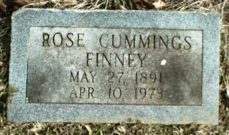 CUMMINGS FINNEY, ROSE - Madison County, Arkansas | ROSE CUMMINGS FINNEY - Arkansas Gravestone Photos