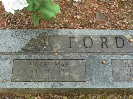 JOHNSON FORD, HAZEL MAE - Madison County, Arkansas | HAZEL MAE JOHNSON FORD - Arkansas Gravestone Photos