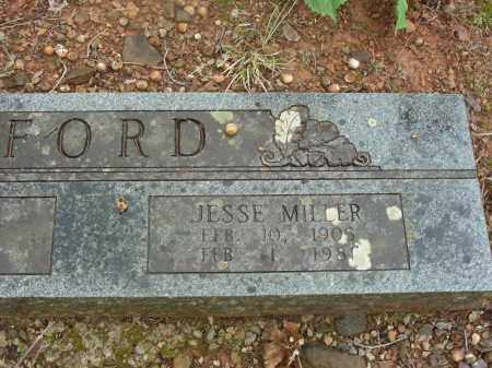 FORD, JESSE MILLER - Madison County, Arkansas | JESSE MILLER FORD - Arkansas Gravestone Photos