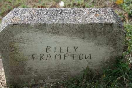 FRAMPTON, BILLY - Madison County, Arkansas | BILLY FRAMPTON - Arkansas Gravestone Photos
