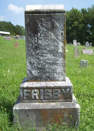 FRISBY, J. M. - Madison County, Arkansas | J. M. FRISBY - Arkansas Gravestone Photos