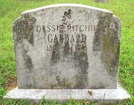GABBARD, DESSIE - Madison County, Arkansas | DESSIE GABBARD - Arkansas Gravestone Photos