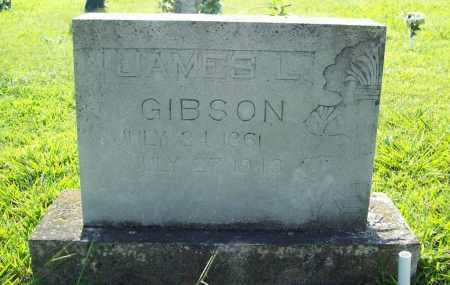 GIBSON, JAMES LARKIN - Madison County, Arkansas | JAMES LARKIN GIBSON - Arkansas Gravestone Photos