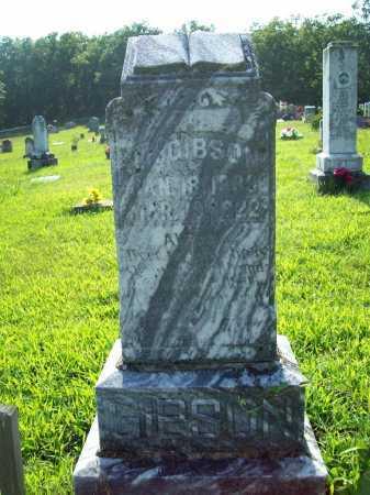 GIBSON, JOHN HENRY - Madison County, Arkansas | JOHN HENRY GIBSON - Arkansas Gravestone Photos