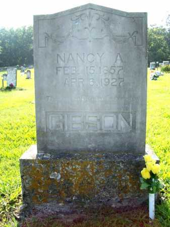 GIBSON, NANCY ANN - Madison County, Arkansas | NANCY ANN GIBSON - Arkansas Gravestone Photos
