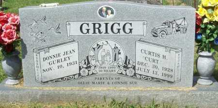"GRIGG, CURTIS H. ""CURT"" - Madison County, Arkansas 