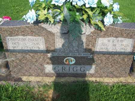 "GRIGG, WILLIE RAYMOND ""RAY"" - Madison County, Arkansas 