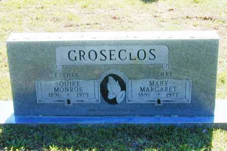 "PARKER GROSECLOS, MARY MARGARET ""MAGGIE"" - Madison County, Arkansas 
