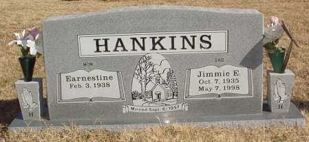 HANKINS, JIMMIE E. - Madison County, Arkansas | JIMMIE E. HANKINS - Arkansas Gravestone Photos