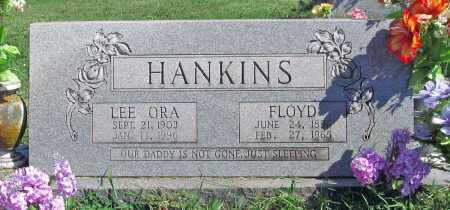 HANKINS, LEE ORA - Madison County, Arkansas | LEE ORA HANKINS - Arkansas Gravestone Photos