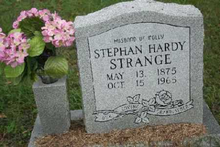 STRANHE, STEPHAN HARDY - Madison County, Arkansas | STEPHAN HARDY STRANHE - Arkansas Gravestone Photos