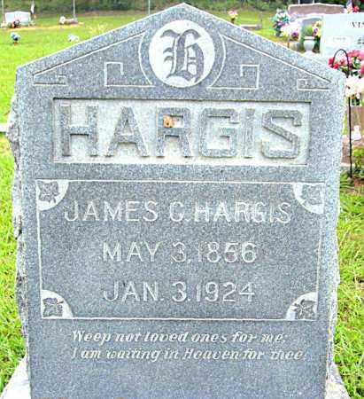 HARGIS, JAMES  C. - Madison County, Arkansas | JAMES  C. HARGIS - Arkansas Gravestone Photos