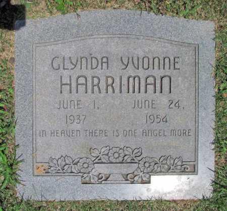 HARRIMAN, GLYNDA YVONNE - Madison County, Arkansas | GLYNDA YVONNE HARRIMAN - Arkansas Gravestone Photos