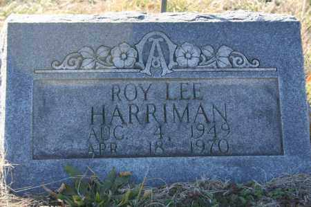 HARRIMAN, ROY LEE - Madison County, Arkansas | ROY LEE HARRIMAN - Arkansas Gravestone Photos