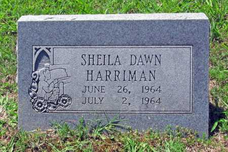 HARRIMAN, SHEILA DAWN - Madison County, Arkansas | SHEILA DAWN HARRIMAN - Arkansas Gravestone Photos