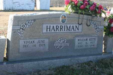 HARRIMAN, WILLIAM KEITH - Madison County, Arkansas | WILLIAM KEITH HARRIMAN - Arkansas Gravestone Photos