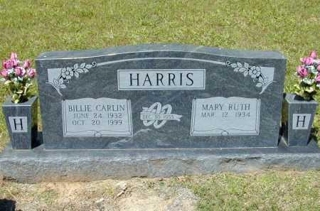 HARRIS, BILLIE CARLIN - Madison County, Arkansas | BILLIE CARLIN HARRIS - Arkansas Gravestone Photos