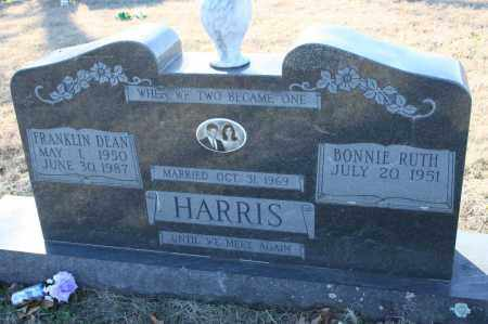 HARRIS, FRANKLIN DEAN - Madison County, Arkansas | FRANKLIN DEAN HARRIS - Arkansas Gravestone Photos