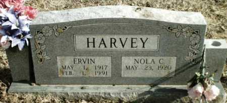 HARVEY, ERVIN - Madison County, Arkansas | ERVIN HARVEY - Arkansas Gravestone Photos