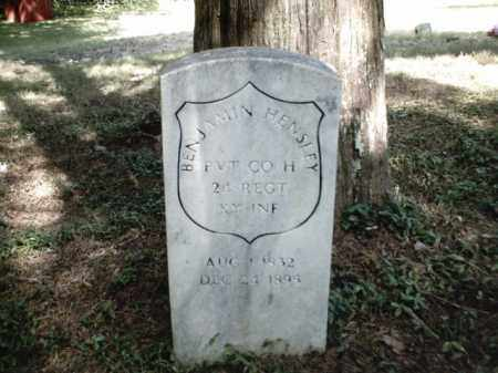 HENSLEY (VETERAN UNION), BENJAMIN - Madison County, Arkansas | BENJAMIN HENSLEY (VETERAN UNION) - Arkansas Gravestone Photos