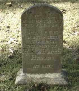 HIBBARD, INFANT SON - Madison County, Arkansas | INFANT SON HIBBARD - Arkansas Gravestone Photos