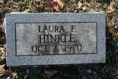 HINKLE, LAURA FRANCES - Madison County, Arkansas | LAURA FRANCES HINKLE - Arkansas Gravestone Photos