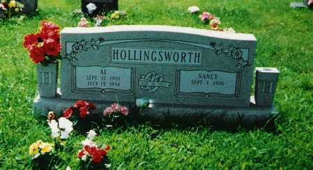 HOLLINGSWORTH, AL - Madison County, Arkansas | AL HOLLINGSWORTH - Arkansas Gravestone Photos