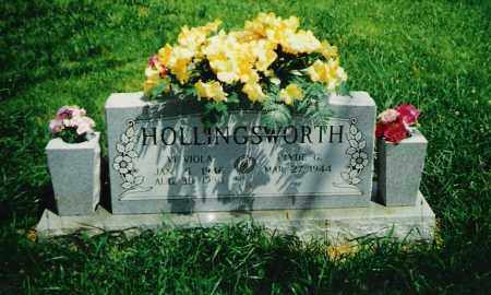 "HOLLINGSWORTH, VIOLA ""VI"" - Madison County, Arkansas 