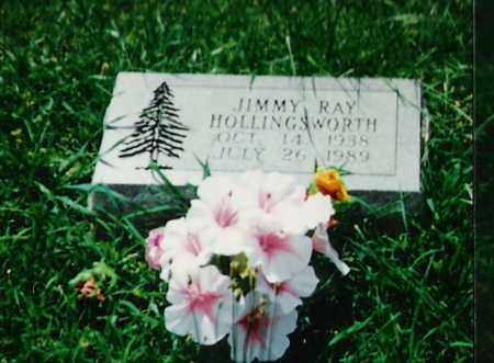 HOLLINGSWORTH, JIMMY RAY - Madison County, Arkansas | JIMMY RAY HOLLINGSWORTH - Arkansas Gravestone Photos