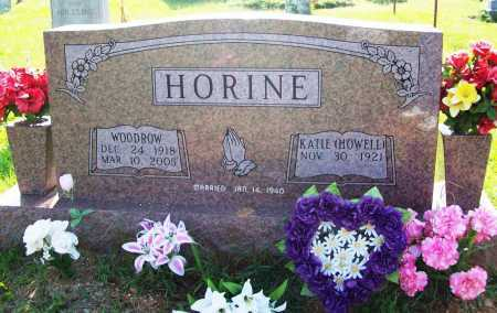 HORINE, KATE - Madison County, Arkansas | KATE HORINE - Arkansas Gravestone Photos
