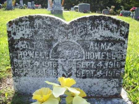 HOWELL, ALMA - Madison County, Arkansas | ALMA HOWELL - Arkansas Gravestone Photos