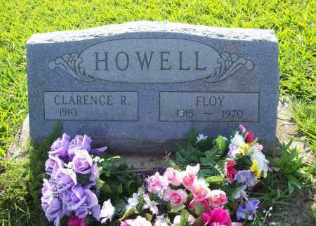 HOWELL, FLOY - Madison County, Arkansas | FLOY HOWELL - Arkansas Gravestone Photos