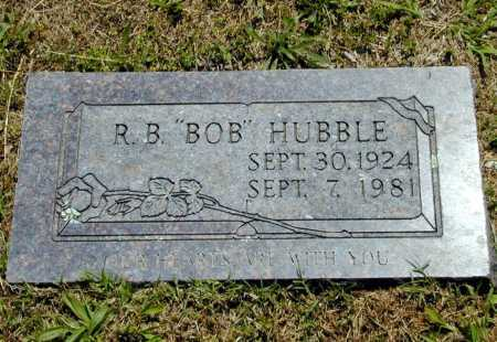 "HUBBLE, R. B. ""BOB"" - Madison County, Arkansas 