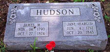 HUDSON, JAMES M. - Madison County, Arkansas | JAMES M. HUDSON - Arkansas Gravestone Photos