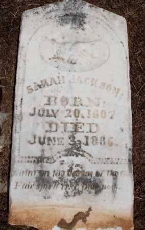 JACKSON, SARAH - Madison County, Arkansas | SARAH JACKSON - Arkansas Gravestone Photos