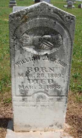 JACKSON, WILLIAM - Madison County, Arkansas | WILLIAM JACKSON - Arkansas Gravestone Photos