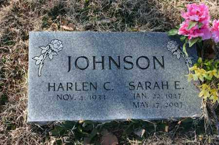 JOHNSON, SARAH - Madison County, Arkansas | SARAH JOHNSON - Arkansas Gravestone Photos