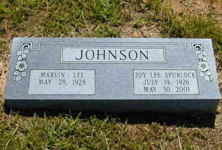 SPURLOCK JOHNSON, JOY LEE - Madison County, Arkansas | JOY LEE SPURLOCK JOHNSON - Arkansas Gravestone Photos