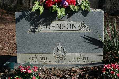 JOHNSON, ODIE BELL - Madison County, Arkansas | ODIE BELL JOHNSON - Arkansas Gravestone Photos