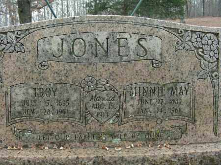JONES, TROY - Madison County, Arkansas | TROY JONES - Arkansas Gravestone Photos