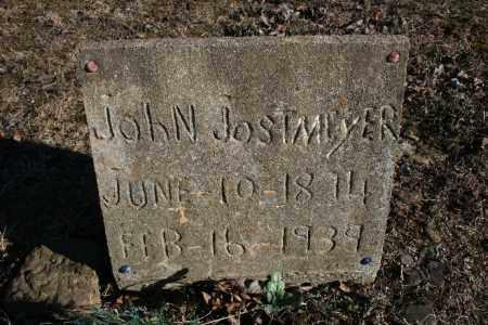 JOSTMEYER, JOHN - Madison County, Arkansas | JOHN JOSTMEYER - Arkansas Gravestone Photos