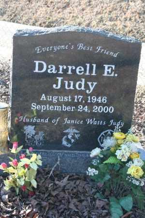 JUDY  (VETERAN VIET), DARRELL E - Madison County, Arkansas | DARRELL E JUDY  (VETERAN VIET) - Arkansas Gravestone Photos