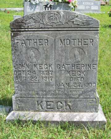 KECK, CATHERINE - Madison County, Arkansas | CATHERINE KECK - Arkansas Gravestone Photos