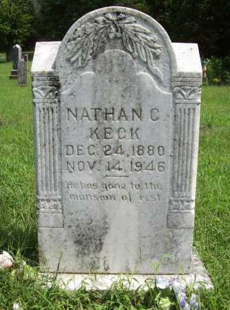 KECK, NATHAN C. - Madison County, Arkansas | NATHAN C. KECK - Arkansas Gravestone Photos