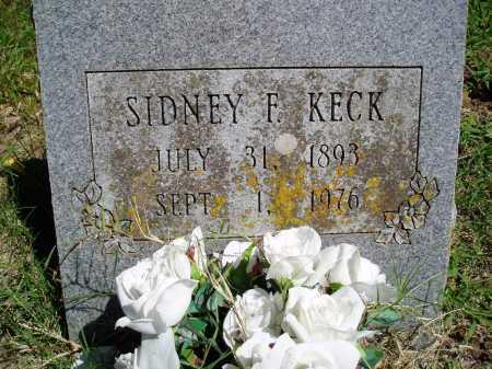 KECK, SIDNEY F - Madison County, Arkansas | SIDNEY F KECK - Arkansas Gravestone Photos